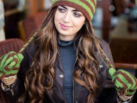Erin Earflap Hat 100% Wool