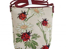 Tapestry Sling Bag Ladybird